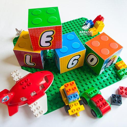 Кубик LEGO