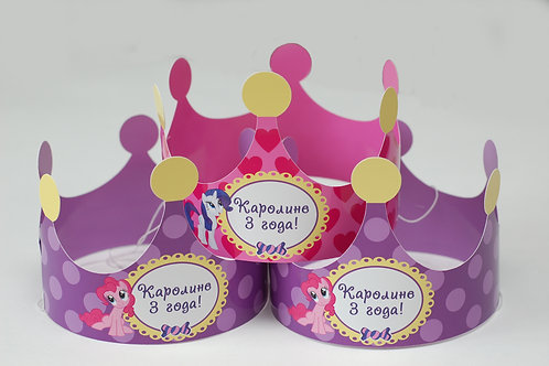 Корона Little Pony