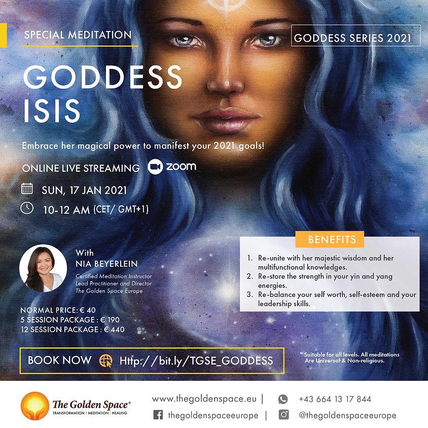GODDESS ISIS (Goddess Series 2021)