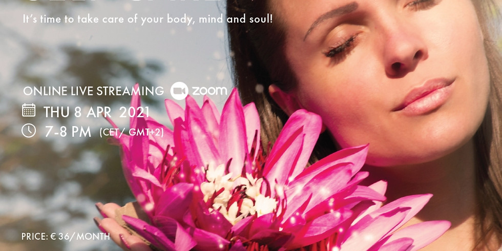 Me-Time-Meditation April Self Care