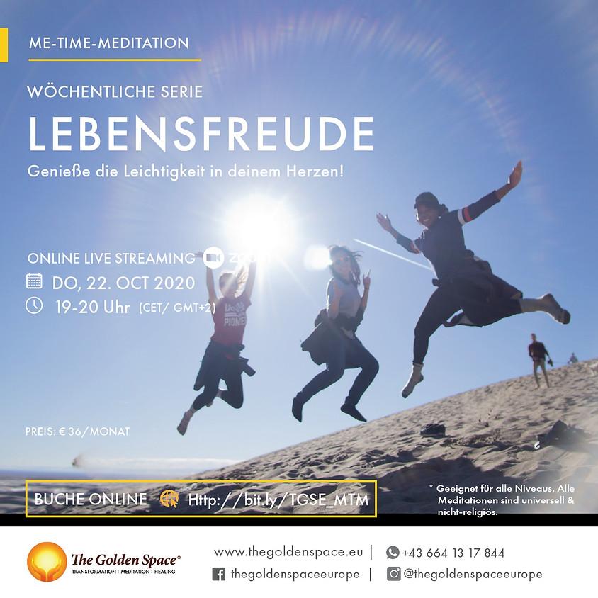 Me-Time-Meditation Oktober Lebensfreude
