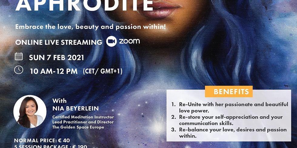 GODDESS APHRODITE (Goddess Series 2021)