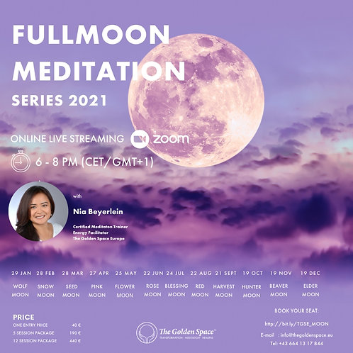 Full Moon Series