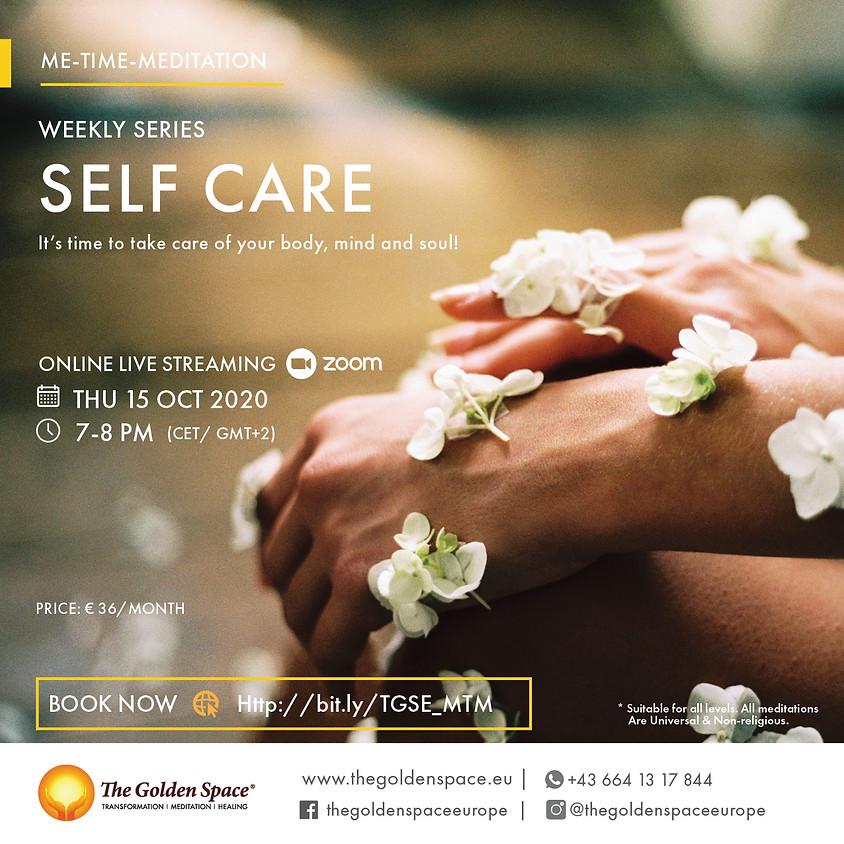 Me-Time-Meditation October Self Care