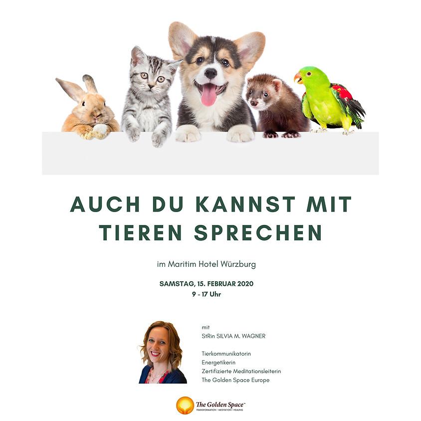 Auch du kannst mit Tieren sprechen