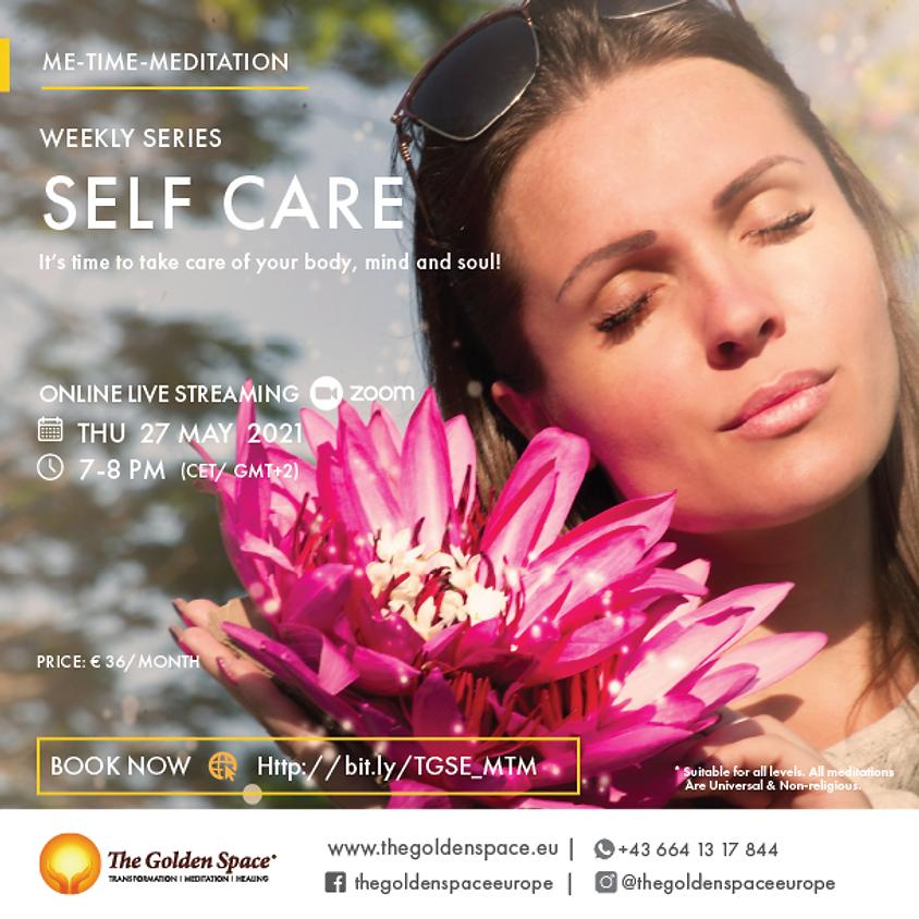 Me-Time-Meditation Mai Self Care