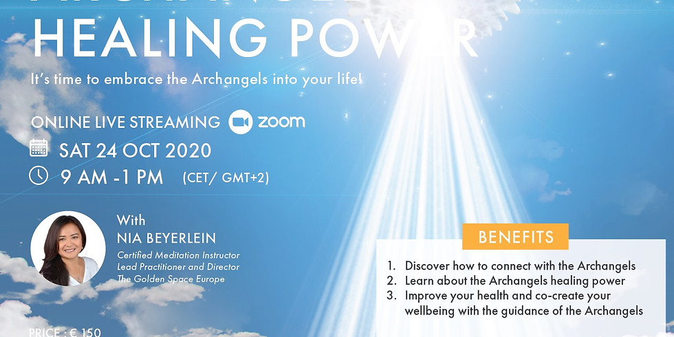 Special Workshop: Archangels Healing Power