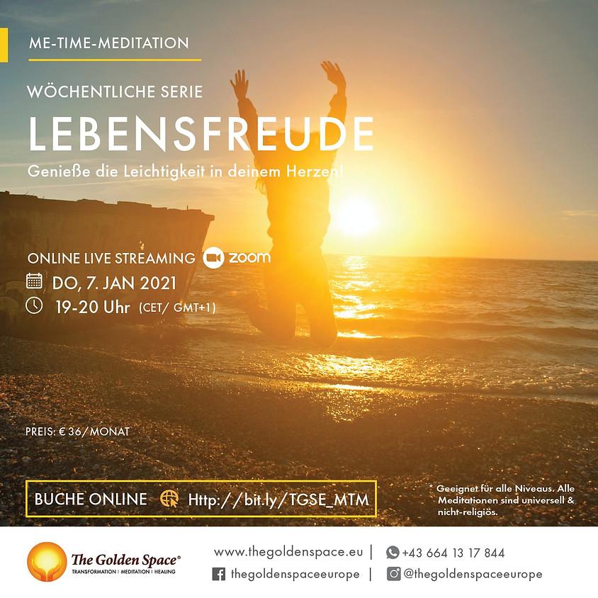 Me-Time-Meditation Januar Lebensfreude
