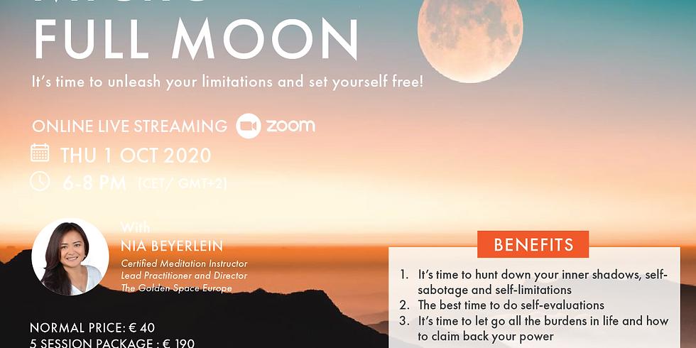 MICRO Full Moon (Full Moon Meditation Series)
