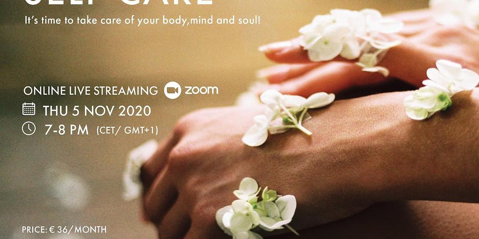 Me-Time-Meditation November Self Care