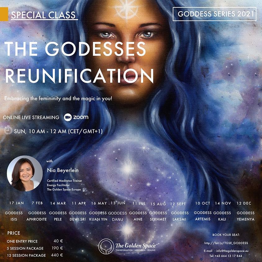 GODDESS AINE (Goddess Series 2021)