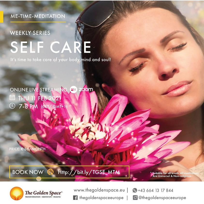 Me-Time-Meditation Februar Self Care