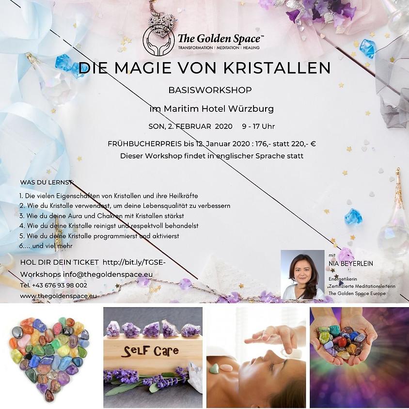 Crystal Healing - Die Magie von Kristallen Workshop