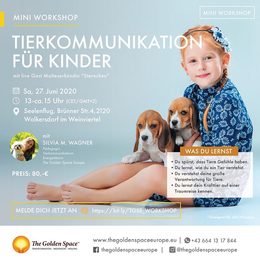 Tierkommunikation für Kinder