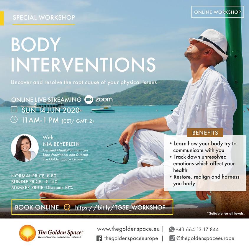 Body Intervention Workshop