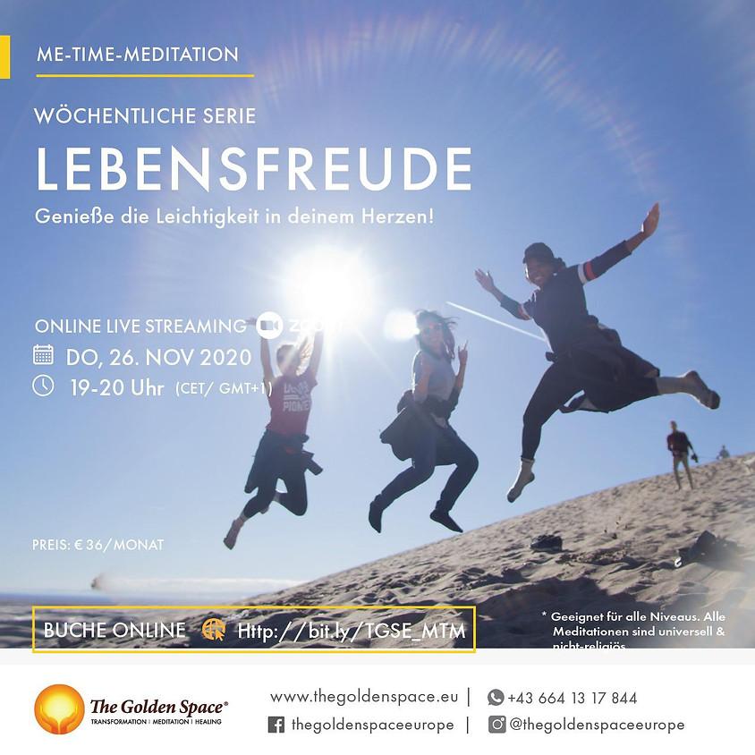 Me-Time-Meditation November Lebensfreude