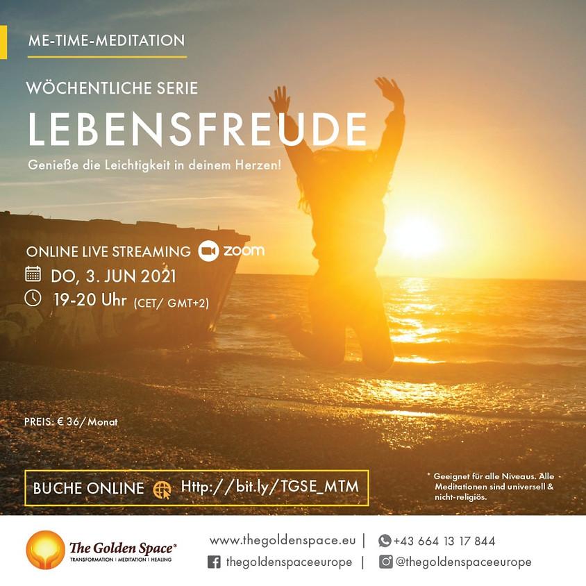 Me-Time-Meditation Lebensfreude Juni