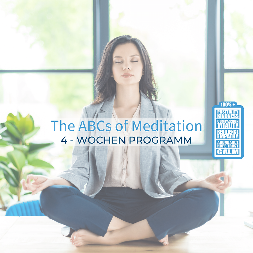 The ABCs of Meditation