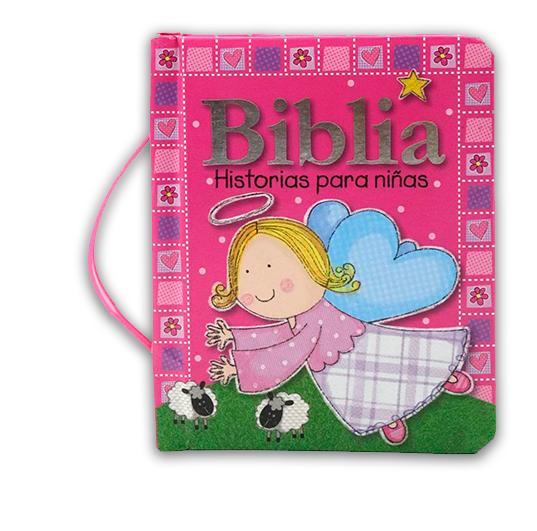 Biblias historias para niñas