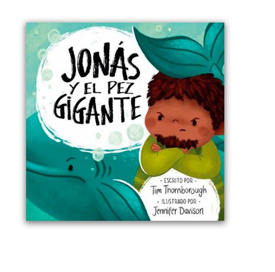 Jonás y el pez gigante