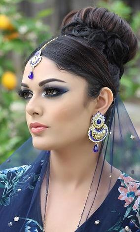 Makeup artist pawan kaur