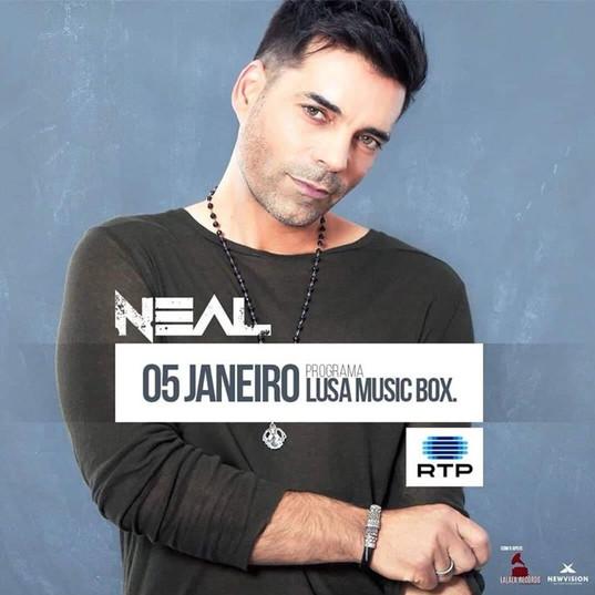 ✔️NEAL✔️ _▶️ RTP - LUSA MUSIC BOX _#lala