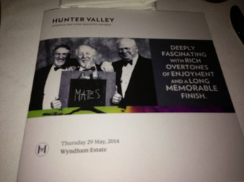 The Hunter Valley celebrates its latest Legends