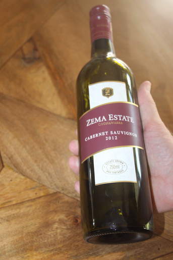 Wine review: Zema Estate