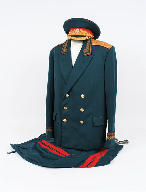 1960's Russian Soviet Brigadier General complete dress uniform