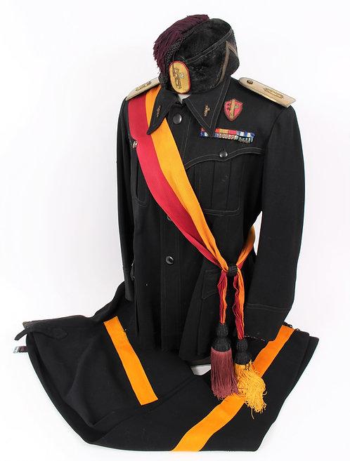WWII Italian Fascist Black shirt dress uniform