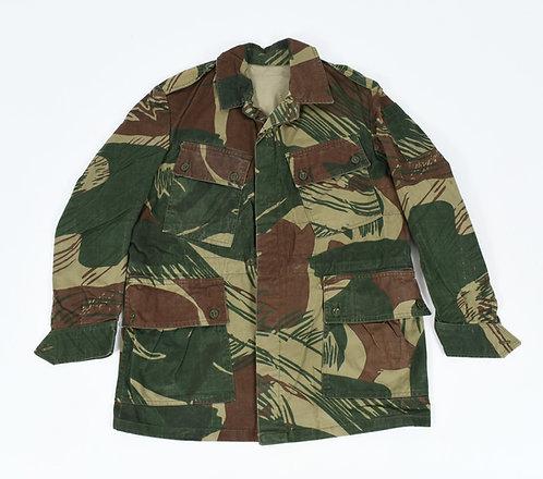 Rhodesian Army 2nd Pattern Type-A Camo Field Jacket