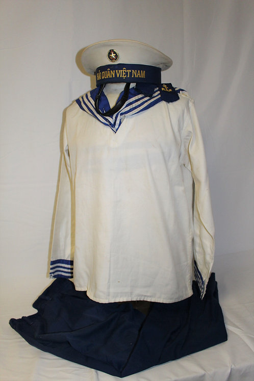 Vietnam War North Vietnamese Navy Sailor uniform