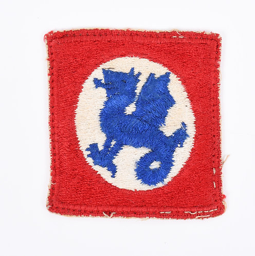 1950's US Army 508th Airborne regimental combat team patch