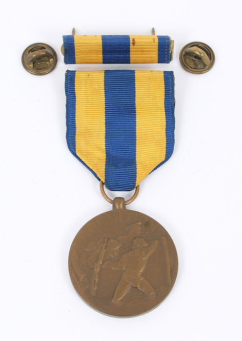 USN Navy Expedition Medal & ribbon