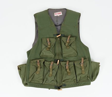 Rhodesian Fireforce Green Vest by North Product