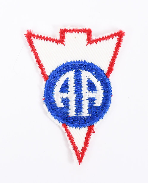 US Army 82nd Airborne Recondo school patch