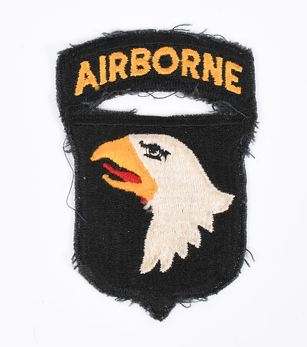 WWII - Korea 101st Airborne Division shoulder patch