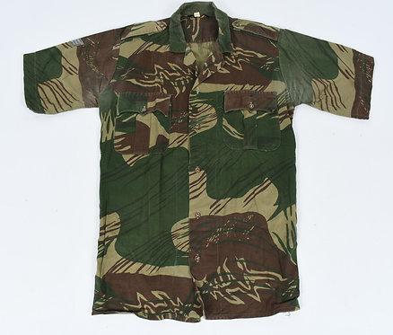 Rhodesian Army NCO Short Sleeves camo Shirt by Paramount
