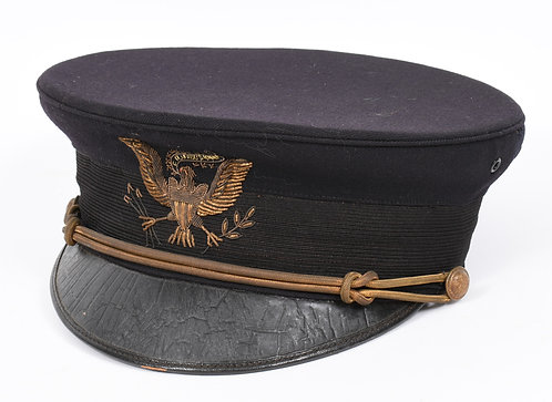 US Army M1902 transitional all branch Officer dress hat