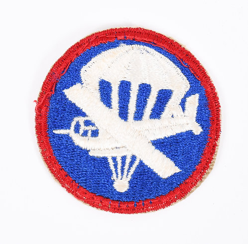 WWII US Army Airborne Para Glider Enlisted Man cap patch