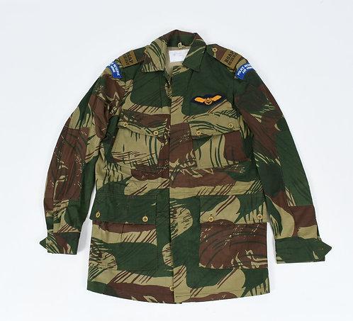 Rhodesian BSAP Air Wing 2nd Pattern Type-A1 Camo Field Jacket