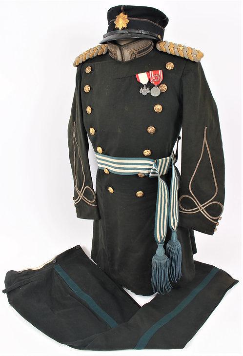 WWII Japanese Medical Officer dress uniform