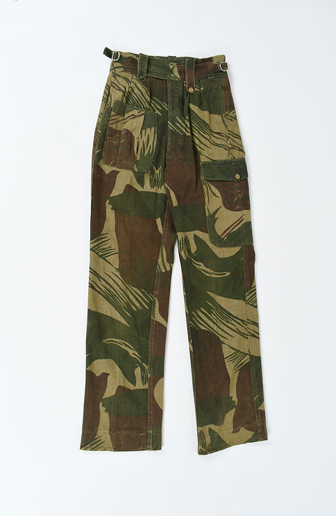 Rhodesian Army Type I Camo Pants