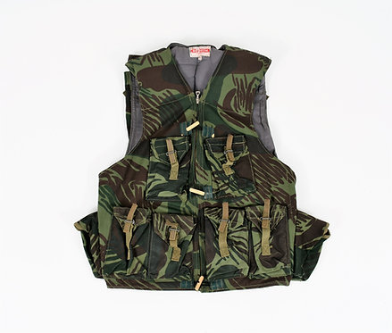 Rhodesian Fireforce Camo Vest by North Product