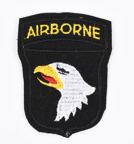 Vietnam War era US Army 101st Airborne Division patch