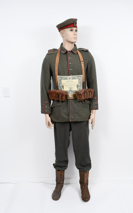 War Horse movie original movie prop German uniform