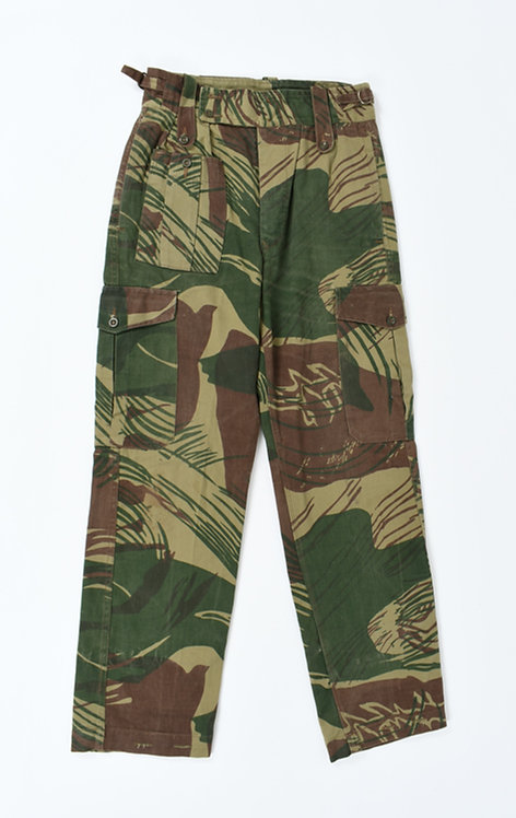 Rhodesian Army Type II Named Camo Pants by City Clothing Factory