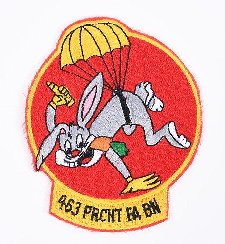 US Airborne 463rd Parachute Field Artillery Battalion patch