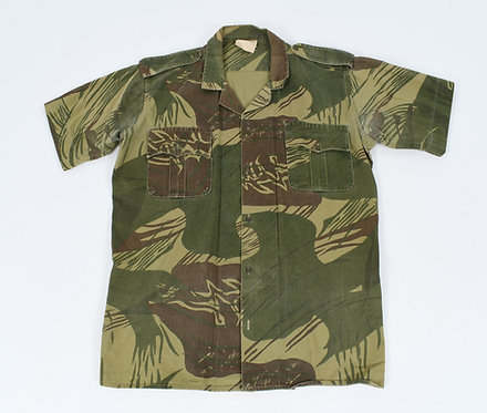 Rhodesian Army Enlisted Man Short Sleeves camo Shirt