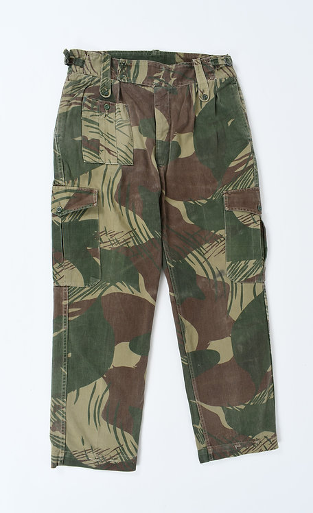 copy of Rhodesian Army Type II Camo Pants by City Clothing Factory